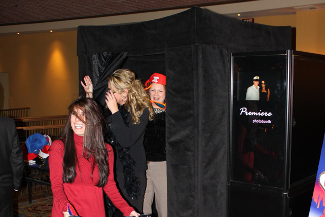 Corporate Event Photobooth Rental