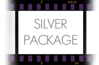 Premiere Photo Booth Silver Rental Package