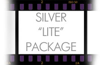 Premiere Photo Booth Silver Lite Rental Package