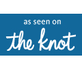As Seen and Featured in The Knot